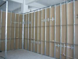轻钢龙骨隔墙安装图解 轻钢隔墙龙骨安装规范?