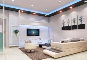 客厅电视墙图片大全 电视墙装修效果图大全 电视墙壁纸效果图片大全 电视墙设计装修图片