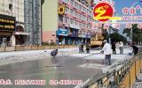压花混凝土仿石地坪真的能替代大理石么?上海金山区道路改造全部采用压花仿石地坪