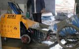 小型混凝土输送泵厂家的电动小型输送泵好不好用