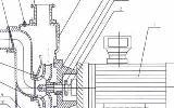 ZWL不锈钢防爆直联式自吸排污泵大流量污水自吸泵结构图