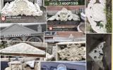 哈尔滨GRC构件多种造型展示