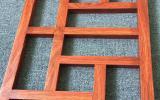 铝合金窗格做木色的表面处理,效果惊呆了众人!