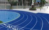 塑胶操场承建学校跑道材料全塑胶跑道13毫米塑胶跑道