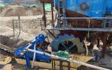 一小时能洗230吨沙的污水处理设备价格多少钱?