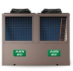 爱尼智慧空气能热水器征威泳池机泳池热泵