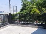 阑爵铝艺围栏阳台护栏别墅大门定制