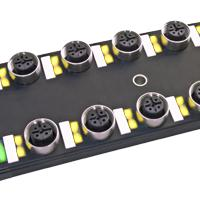SHIELD分线器 盾牌M12连接器插头