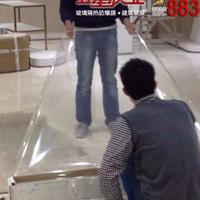 福州幕墙玻璃为什么要贴膜,玻璃防爆膜解决城市玻璃雨危机