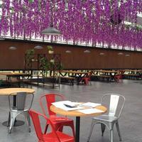 钢结构玻璃连栋生态休闲旅游温室大棚建设厂家