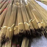 供深圳易削黄铜管H59pb-1与精密H65黄铜管