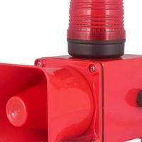 CS116AL-M 一体化声光报警器  工业用声光报警器,语音声光报警器