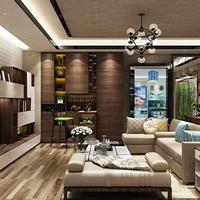 艾家网定做家具转角设计大大的增加了储物量