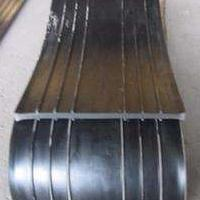 挡水坝用可卸式橡胶止水带