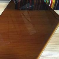 供应透明有机玻璃板 咖啡色黄茶色亚克力板 彩色PMMA板材