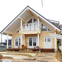 四川北欧风格花园木屋,四川木结构工程,四川木制景观亭设计
