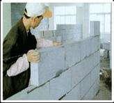 西安泾渭加气砌块墙材