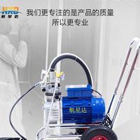HXD-6000B喷涂机 买机器送工作服 可喷油漆 涂料 乳胶漆 来电咨询