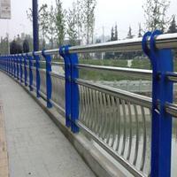 厂家热销贵州不锈钢桥梁护栏,桥梁防撞护栏,可以定做安装!