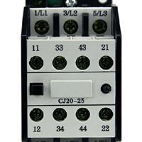 施耐德交流接触器 原装正品现货CJ20-25A