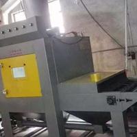 大型钢材表面处理设备 红海大型自动喷砂机厂家