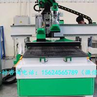 板材家具双工位开料机 家具生产下料机 济宁木板加工设备