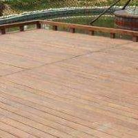 供甘肃户外防腐木地板和兰州户外防腐木油漆详情