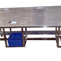 汉中不锈钢实验室工作台/汉中铁板来料加工/口碑好的厂家
