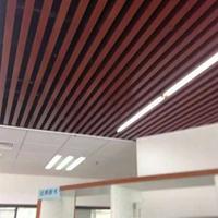 生产各种型号铝方通 木纹铝方通