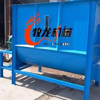 青岛厂家直销大型饲料搅拌机产量高搅拌均匀加工定制价格优惠