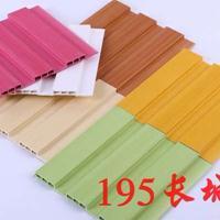 吉安生态木长城板生产厂家195大长城价格