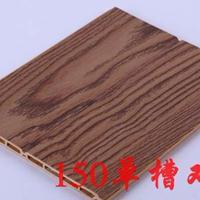 扬州生态木长城板包覆长城板产品价格