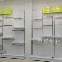 孕婴店铺装修婴童展柜设计方案