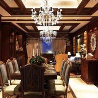 你最想要的艾家网全屋定制最具现代感的客餐厅来啦