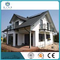广西厂家直销轻钢结构别墅 低成本造价别墅