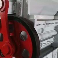 供应空心刨花板挤压机设备RX2050