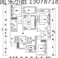 龙斗壹号4室126平精装修大概多少钱 居乐高千套装修设计只6万预算