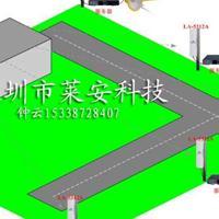 广场无线监控系统,广场音频无线网桥,声音无线传输设备