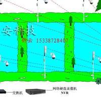 鱼塘无线视频监控系统,农村无线传输设备,农业养殖无线监控