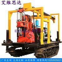 小型地质勘探钻机 履带式工程钻机 百米岩芯钻机