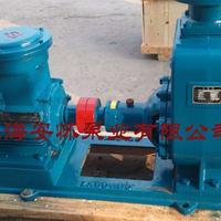 供应CYZ型自吸油泵/防爆汽油泵