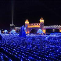 湖南长沙唯美的led灯光造型塑造灯光秀出租租赁