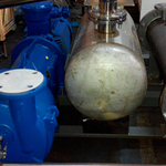 佶缔纳士2BW800真空泵机组、化工制药精馏真空泵 防爆、不锈钢