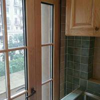 专业定制贝科利尔隔音耐用高端80系列铝包木门窗