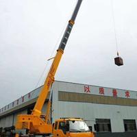 福田国五12吨汽车吊车新款12吨吊车价格优惠厂家直销