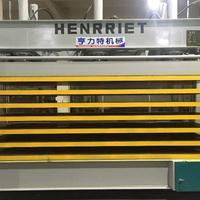 佛山亨力特机械不锈钢门厂纸蜂窝板热压机胶合机泡沫板压机