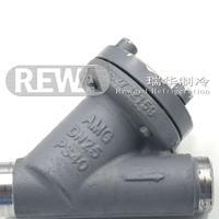 AMG埃姆基FIA15/80Y直通过滤器/T直角过滤器氨氟制冷系统过滤器