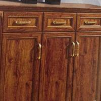 高档全铝合金鞋柜洗衣机柜卫浴柜组合柜浴室柜
