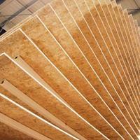 厂家直销进口OSB 欧松板 定向结构刨花板 无醛板实木家具板材批发
