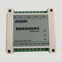 4路不间断电源电池巡检网络监控模块